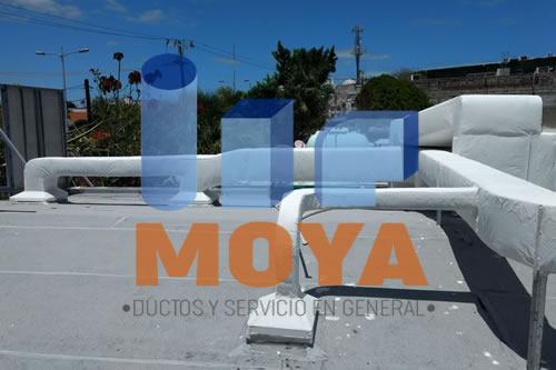 destacada fabricacion ductos impermeabilizado rejillas extraccion cancun quintana roo