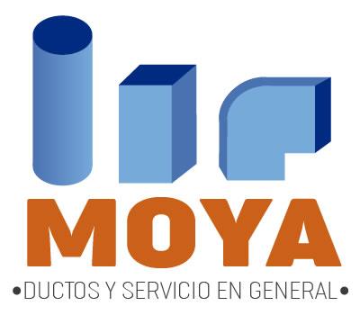 logo moya ductos servicios general cancun