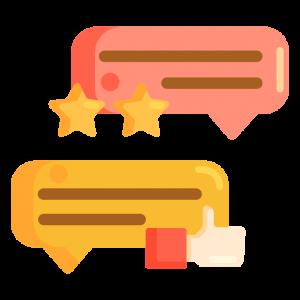 conectate con tus clientes comentarios negocio internet