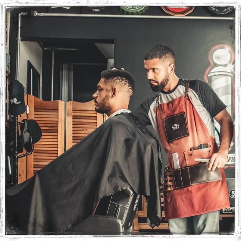 barberia negocio internet